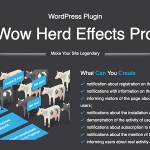 Plugin Herd Effect Pro