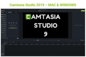 Tutorial: Instalacion y descarga de Camtasia 2019